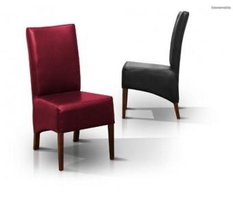 Krzesło skośne z oparciem wys.98 z kolekcji ArtStyl