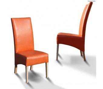 Krzesło skośne z oparciem wys.107 z kolekcji ArtStyl