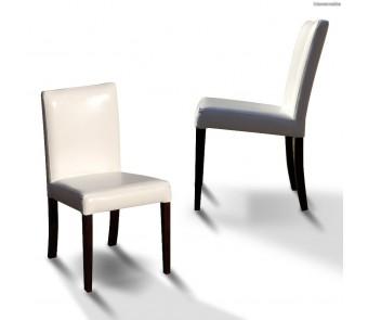 Krzesło wąskie z oparciem wys.84 z kolekcji ArtStyl