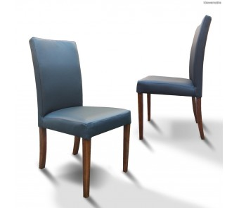 Krzesło wąskie z oparciem wys.98 z kolekcji ArtStyl
