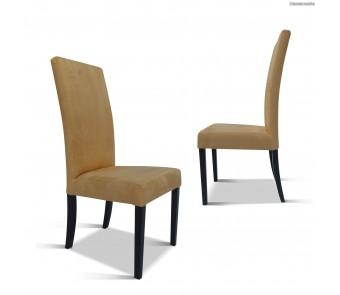 Krzesło wąskie z oparciem wys.107 z kolekcji ArtStyl