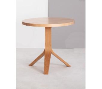 Stół okrągły HEY ST-1713 Dąb z kolekcji FAMEG