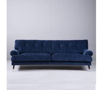 Sofa AMELIA 3 os. BUE z kolekcji LUKSUS