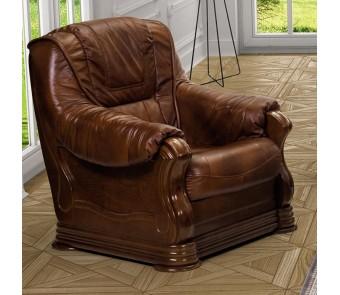 Fotel PARMA skóra naturalna z kolekcji EXCLUSIVE