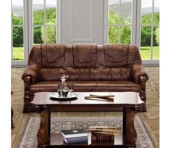 sofa PARMA 3 skóra naturalna z kolekcji EXCLUSIVE