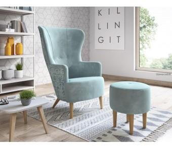 Fotel HAWK z kolekcji EXCLUSIVE