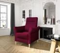 Fotel XAVI z kolekcji EXCLUSIVE