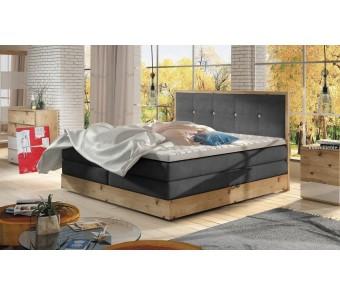 Łóżko ELLI 160 x 200 cm z kolekcji EXCLUSIVE