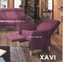 Fotel XAVI z funkcją RECKLAINERA z kolekcji EXCLUSIVE