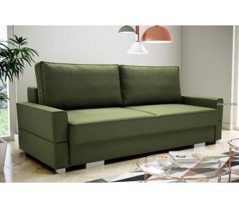 sofa SUZANA - rozkładana + pojemnik z kolekcji Laba