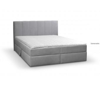 Łóżko kontynentalne EMMA 140x200 z kolekcji SUŁTAN