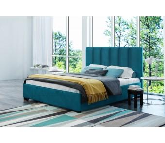 łóżko tapicerowane HUGO 140x200 z kolekcji SUŁTAN