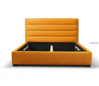 łóżko tapicerowane VERSO 140x200 z kolekcji SUŁTAN