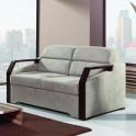 Sofa CLASIC II rozkładana / pojemnik z kolekcji KOMFORT