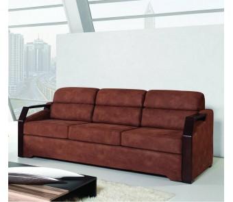 Sofa CLASIC III rozkładana / pojemnik z kolekcji KOMFORT