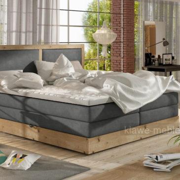 Trzy powody, dlaktórych warto wybrać <b>tapicerowane łóżko</b> kontynentalne