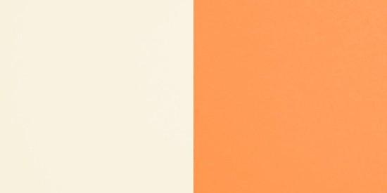 Meblar kremowy + orange