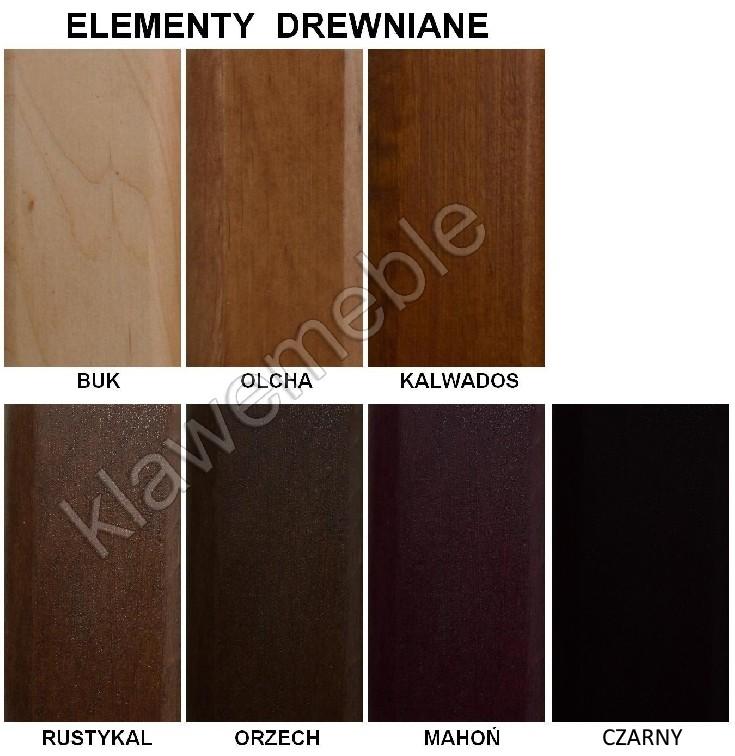 Meblar elementy drewniane