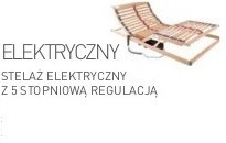 Wezyr stelaż Elektryczny 2x90 cm