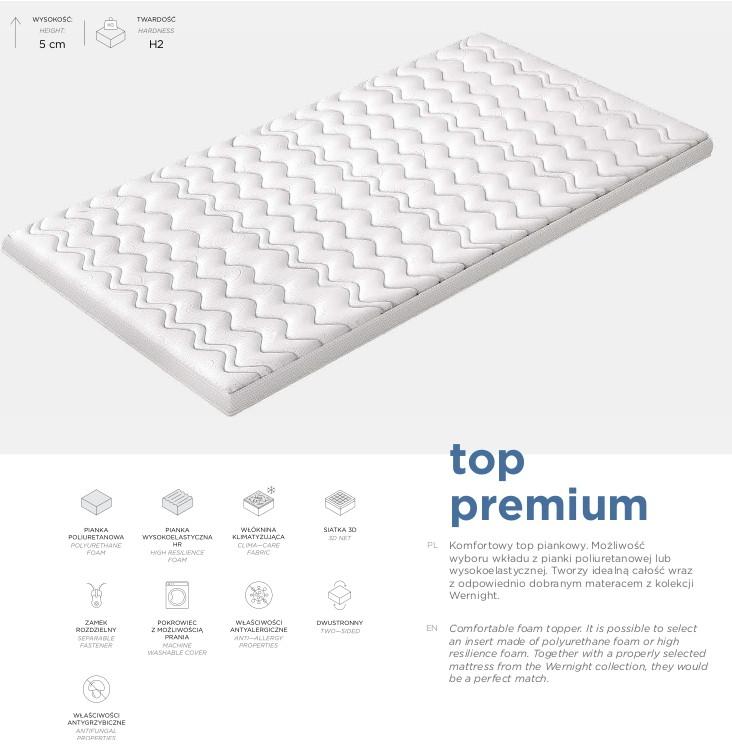 Top PREMIUM kaltschaum 4 cm