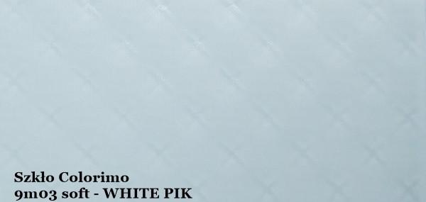 Nova szkło pik białe