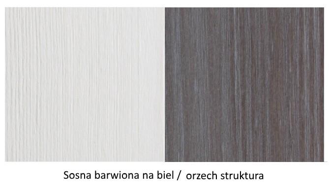 Dolmar biel /orzech struktura