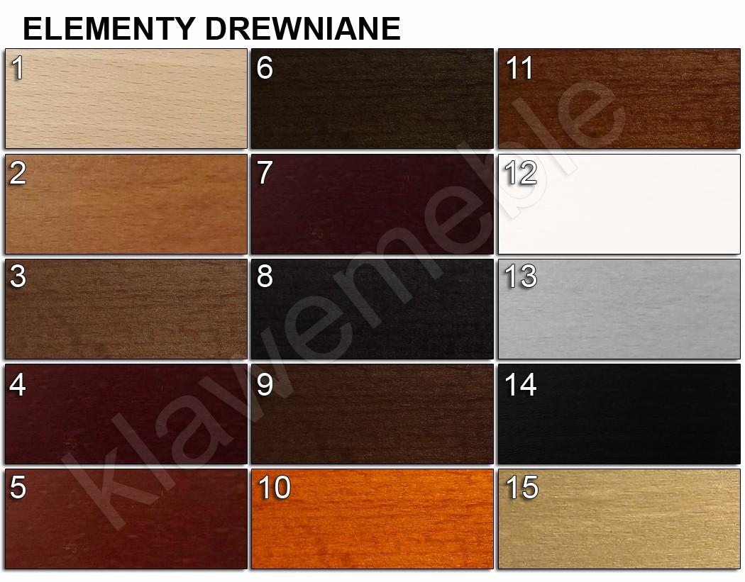 Exclusive drewno